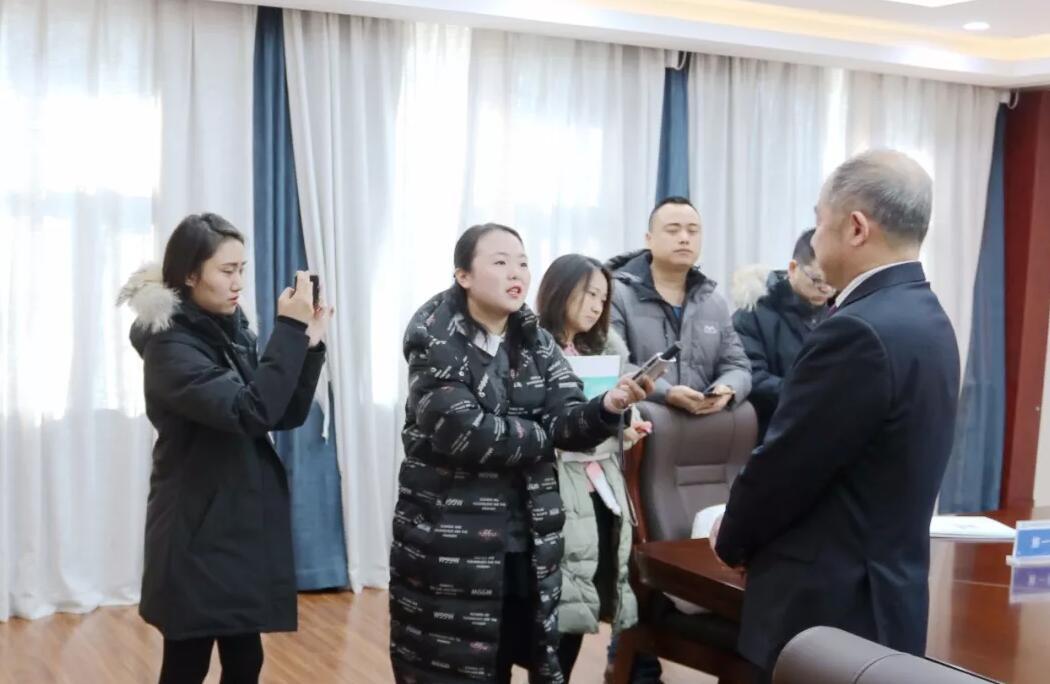 《吉林日报》、中国吉林网专访王世超董事长
