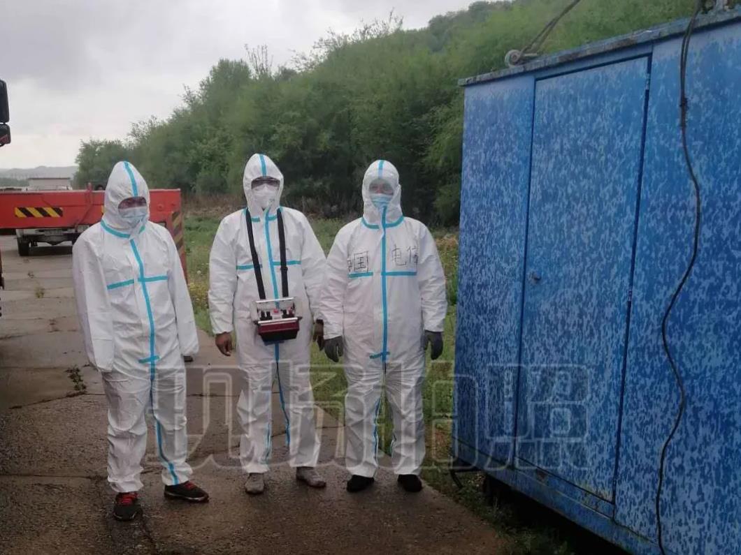 不畏风雨战疫情——吉林分公司疫情期间,圆满完成应急通信保障任务